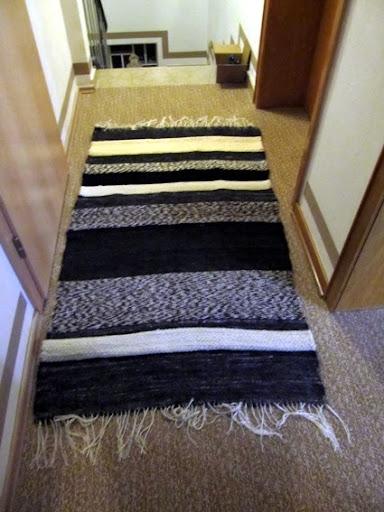 Wollmoni´s Teppiche auf dem Leclerc Artisat