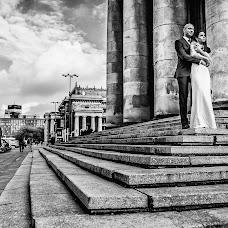 Wedding photographer Magdalena Sobieska (saveadream). Photo of 25.09.2018
