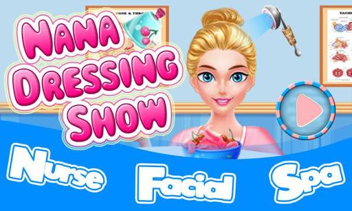 Nana Dressing Show