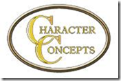 Character Concepts logo