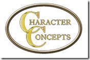 Character Concepts logo