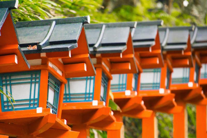 京都 貴船神社 紅葉 写真8
