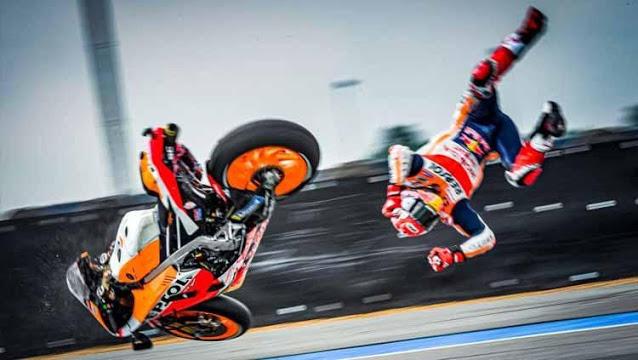 Marc Marquez Kembali Absen Di GP Europa Valencia 2020 ???