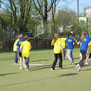 Schoolkorfbaltoernooi - deel 1 16 april 2010