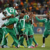 Breaking News: Nigeria Thrash Argentina 4-2 in Pre-World Cup Bout