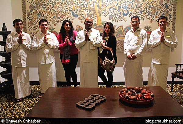 The attendants and the event hosts at Savya Rasa [Koregaon Park, Pune]