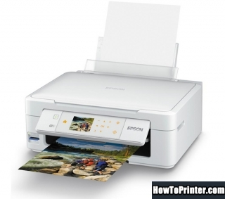 Reset Epson XP-415 printer Waste Ink Pads Counter