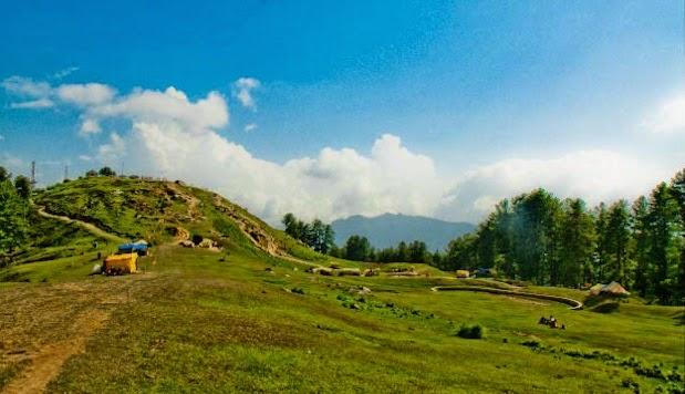 Bijli Mahadev Trek Images