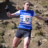 Pendle Hill descent 2013