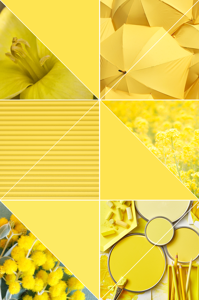 yellow, pantone, color of the year, illuminating, cool, photography, flowers, nature, umbrellas, shutter, garden, crafts, home decor, spring, summer, trend