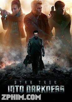 Chìm Trong Bóng Tối - Star Trek Into Darkness (2013) Poster