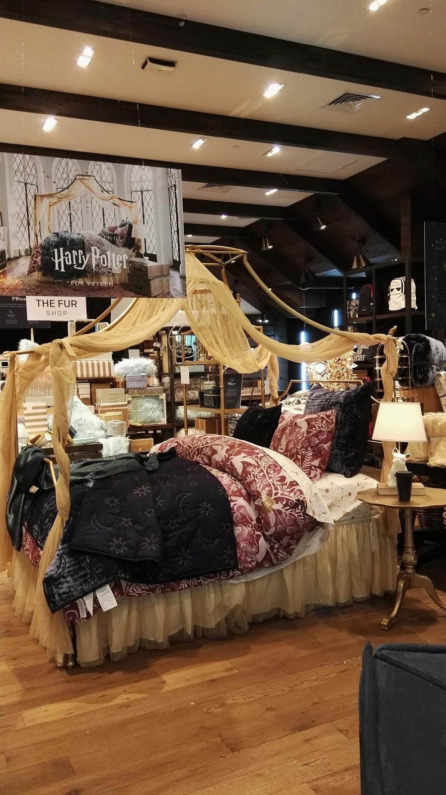 Harry Potter Furniture At Pottery Barn Teens In Avenues