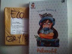 Review novel ailurofil