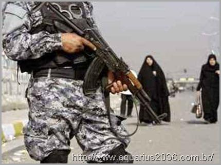 Invasão iraque perpetrado pelos EUA sem o concentimento da ONU