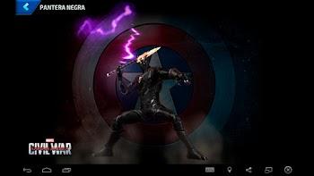 Pantera Negra - Capitão América: Guerra Civil