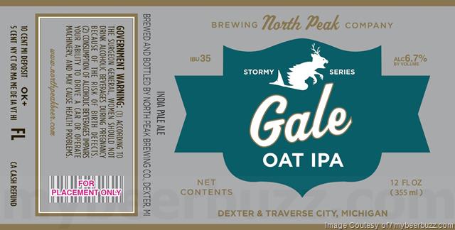 North Peak Stormy Series Gale