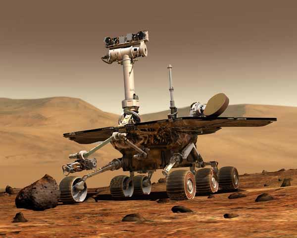 Robot, Nasa, Marte