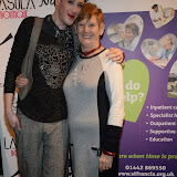 WWW.ENTSIMAGES.COM -   Lewis-Duncan Weedon and Mum   at         Fashion with Oui Friends in Harpenden Hertfordshire November 21st 2013                                           Photo Mobis Photos/OIC 0203 174 1069