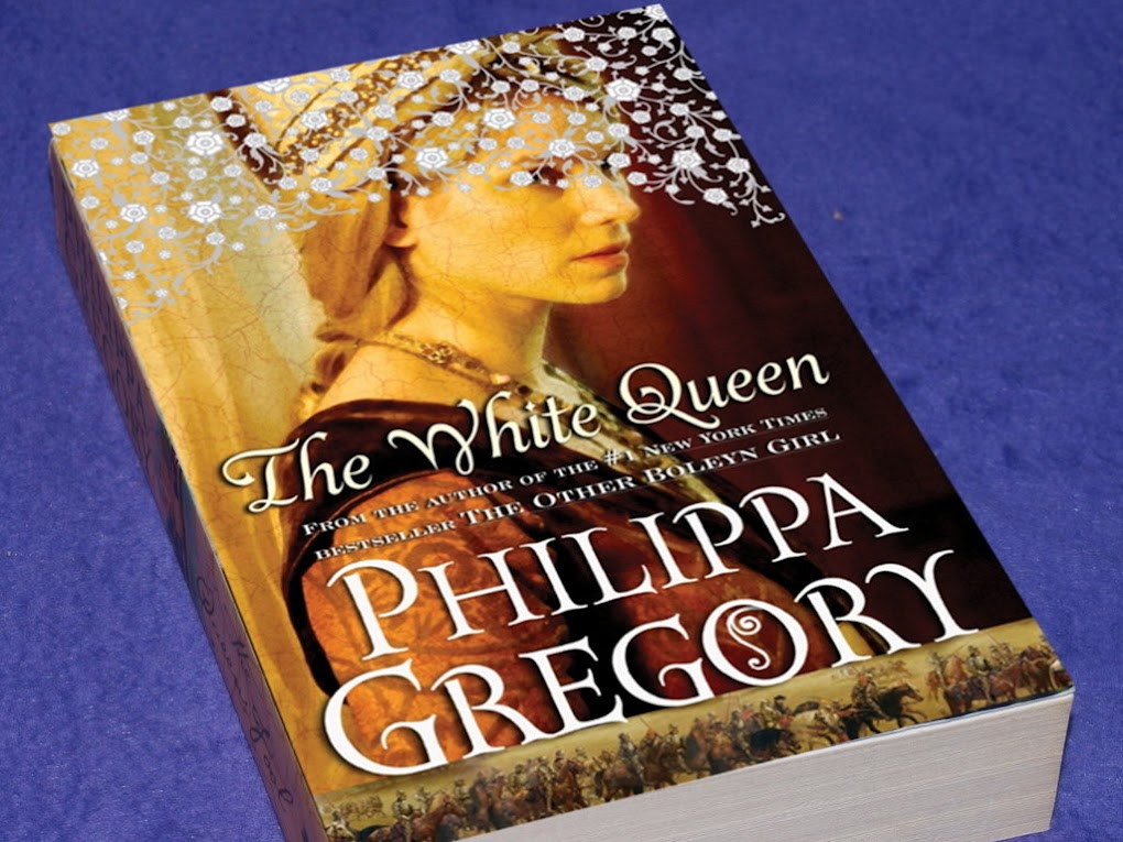 The White  Queen – Philippa Gregory