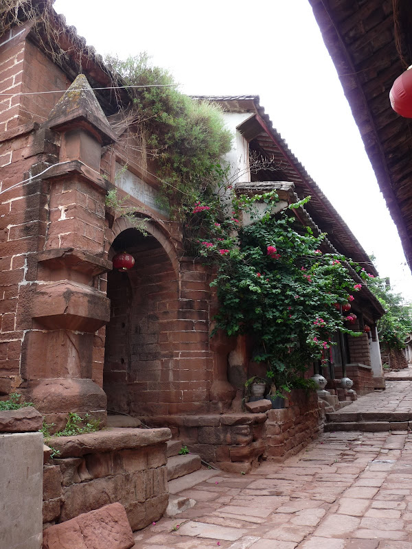 Chine . Yunnan   HEI JING  (ancienne capitale du sel) - P1260506.JPG