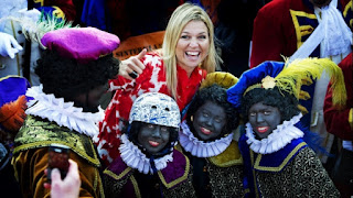 Zwarte Pieten, Holanda, Belgica, Sinterklaas