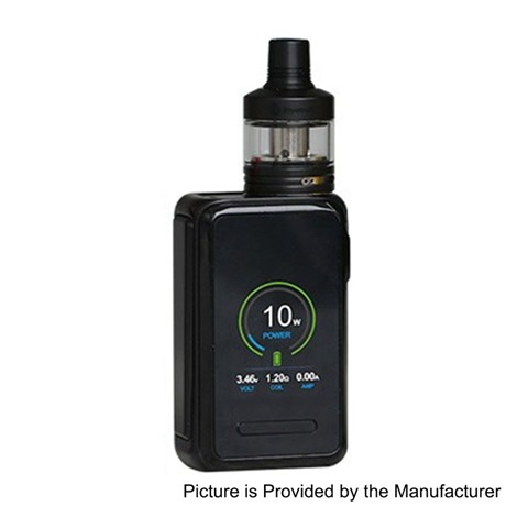 authentic-joyetech-cuboid-lite-80w-3000mah-tc-vw-variable-wattage-mod-exceed-d22-tank-kit-black-180w-35ml-22mm