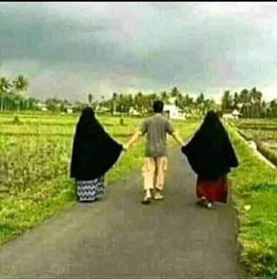 Bagi Istri² yang DIPOLIGAMI