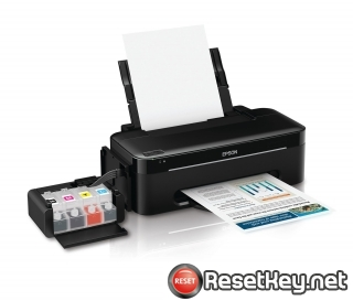 Reset Epson ME-82WD printer Waste Ink Pads Counter