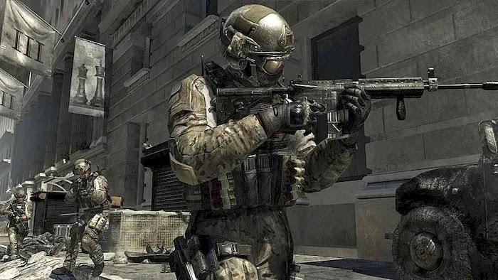 Game Sequence Call of Duty Modern Warfare 3