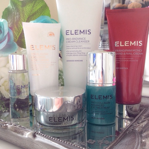 Elemis 6 Piece Luminous Skin Set