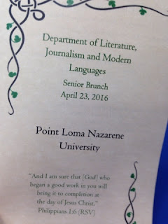 senior brunch at point loma nazarene university