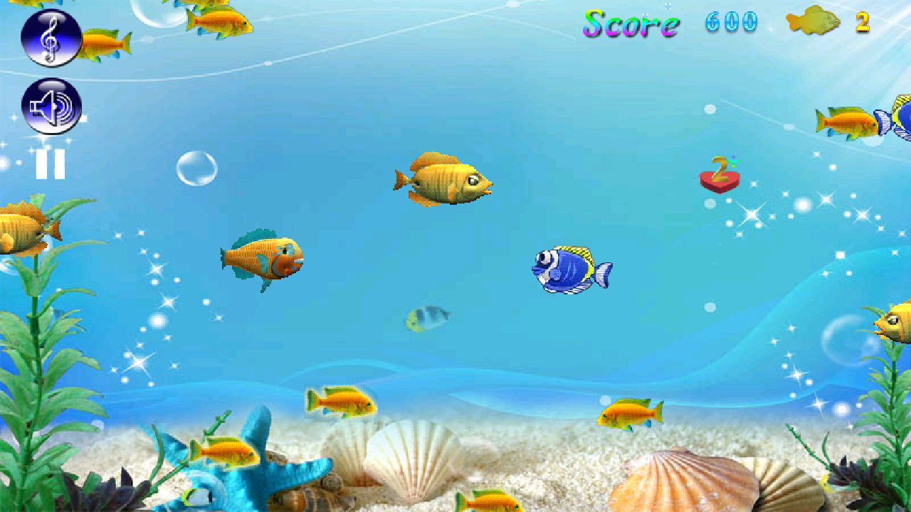 Fish eat fish android apps on google play for Fish and game