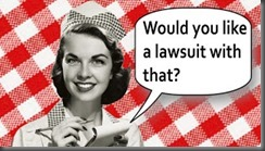 waitress lawsuit