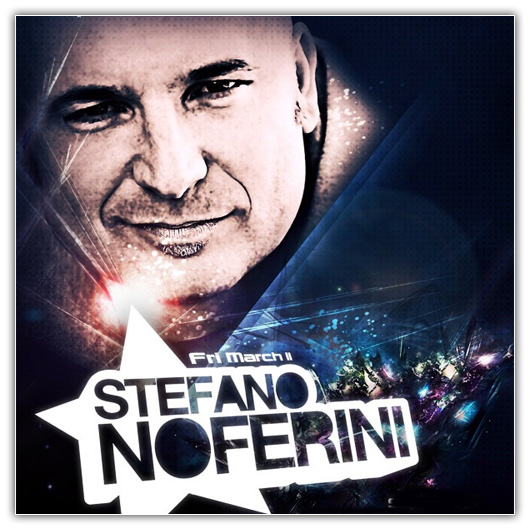 Stefano Noferini - Club Edition 284 - 06-MAR-2018