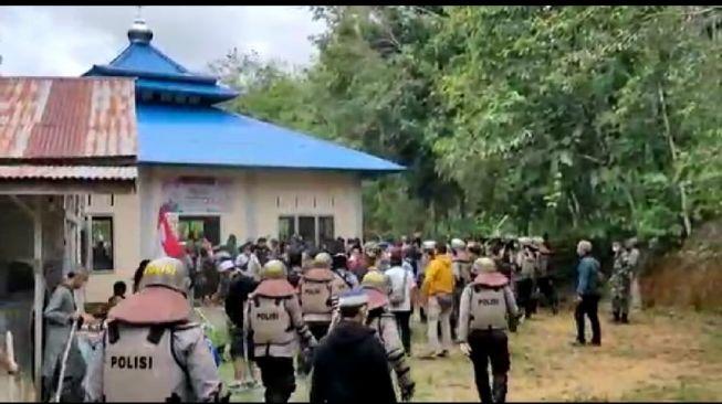 Banser Akan Jaga Masjid Ahmadiyah Sintang, Cegah Pengrusakan Lanjutan