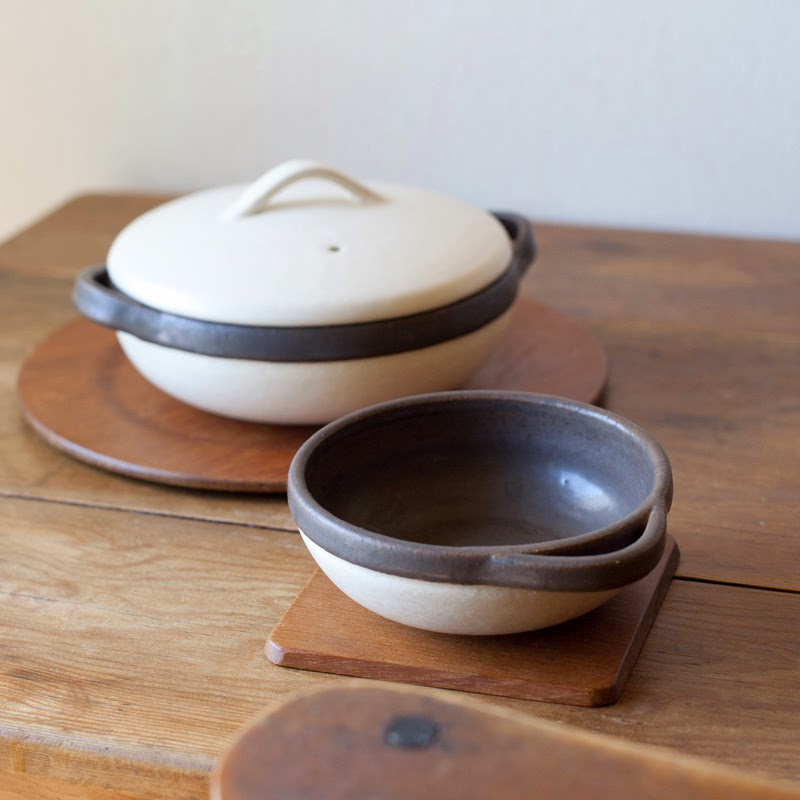 Donabe Clay Pot Cacerola S