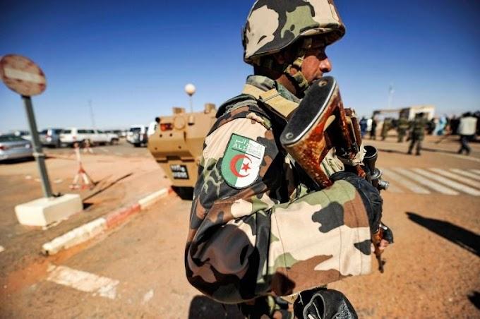 ⭕ URGENTE | El ejército de Argelia anuncia la incautación de grandes sumas de dinero del rescate que Francia pagó recientemente a los terroristas en Malí.