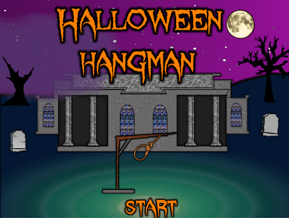 Halloween Hangman - Android Apps on Google Play
