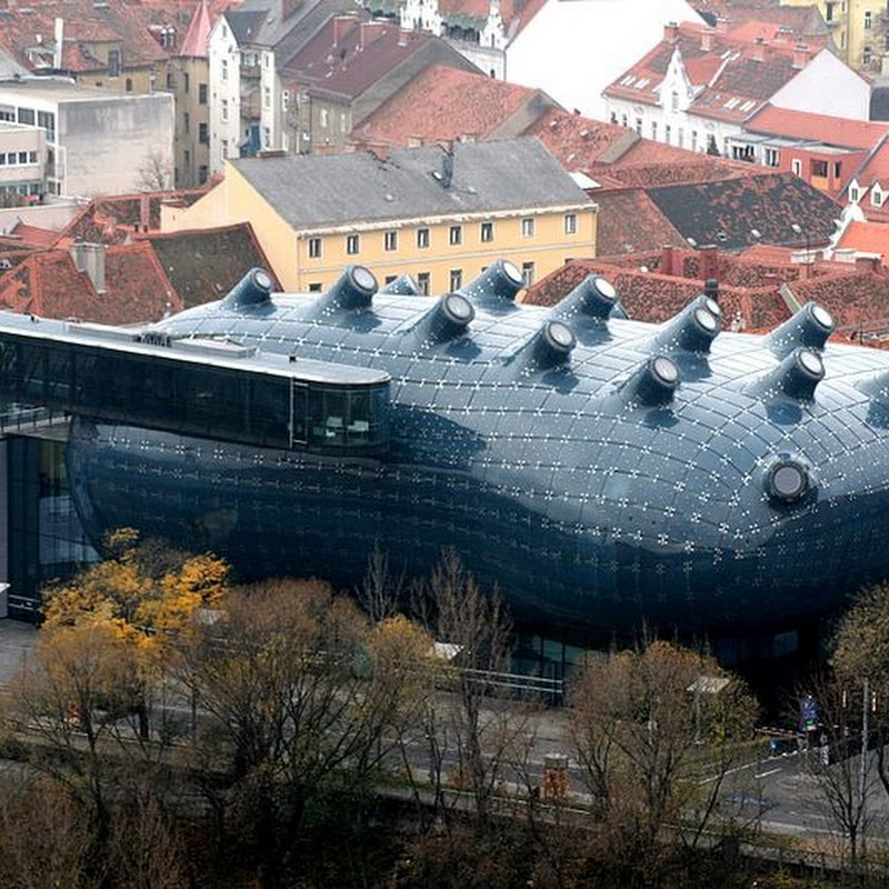 Kunsthaus Graz Art Museum