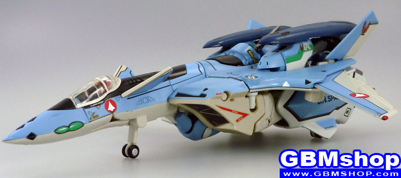 Macross Yamato 1/72 VF-X2 VF-19A VF-X Ravens Excalibur Fighter Mode with Super Pack