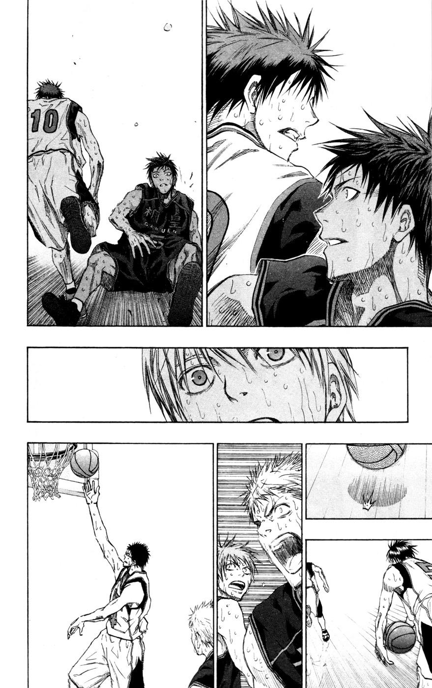Kuroko no Basket Manga Chapter 136 - Image 24
