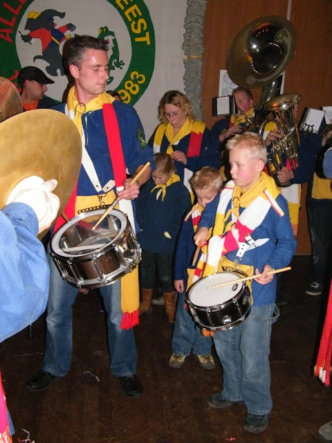 2009-11-08 Generale repetitie bij Alle daoge feest - DSCF0584.jpg