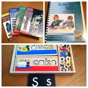 homeschool preschool curriculum, nature, homeschool prek