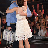 OIC - ENTSIMAGES.COM - Jack McDermott and Emma Willis at the  Big Brother live final at Elstree Studios UK 16th July 2015 Photo Mobis Photos/OIC 0203 174 1069