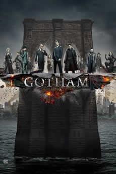 Baixar Série Gotham 5ª Temporada Torrent Dublado Grátis