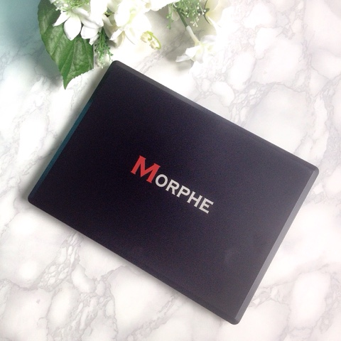 Morphe Eyeshadow Palette Review