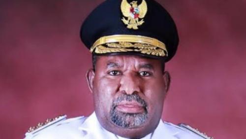 Gubernur Papua Dikabarkan Wafat, Jubir Gelar Jumpa Pers Siang Ini