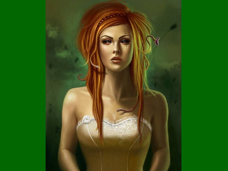 Bride Of Nature, Green Witches