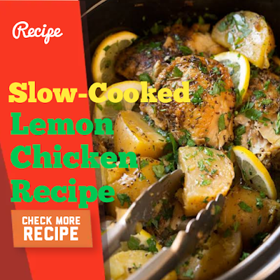 Champagne truffles, Slow-Cooked Lemon Chicken and Nacho Cheese Chicken Bake  Recipe