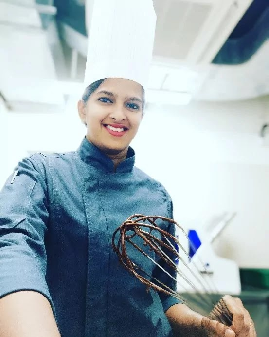 European Baking, Patisserie with Youngest Female Executive Chef Influencer Professional Chef Swetha